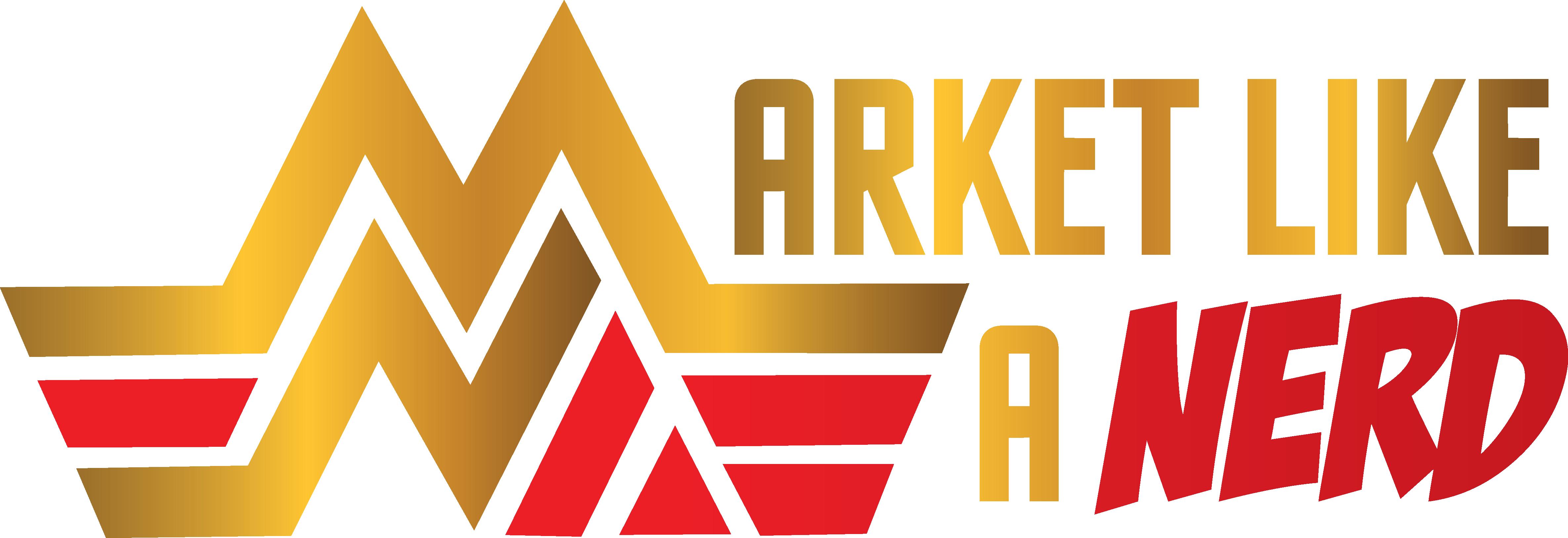 Logo Market Like A Nerd